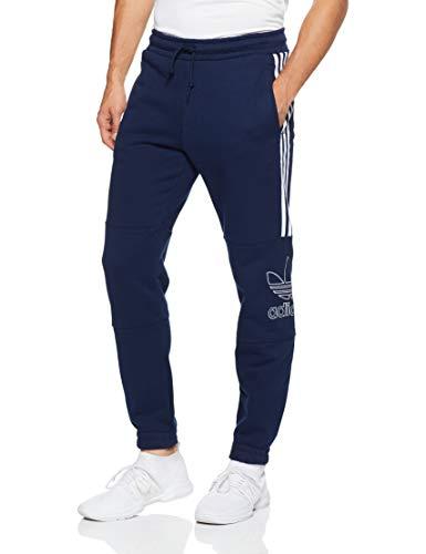 adidas Herren Outline Hose, Collegiate Navy, L