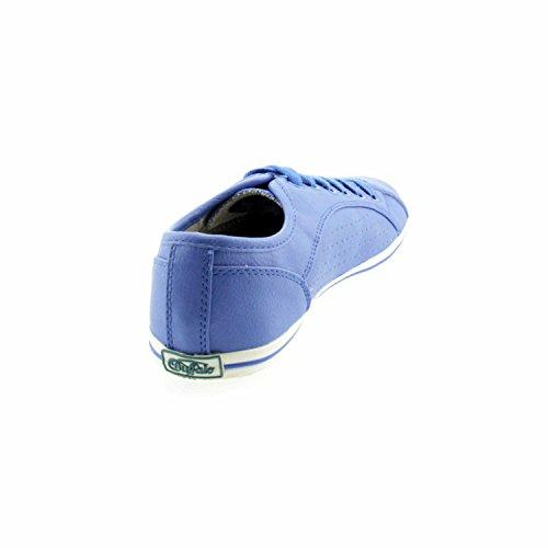 Buffalo 507- V9987 TUMBLE PU 144472, Sneaker donna violett