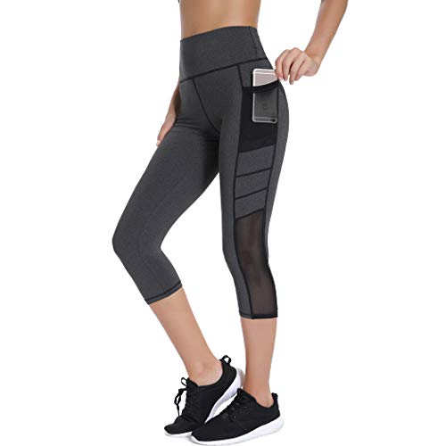 Joyshaper Leggings Mujer Gym Bolsillos Pantalones
