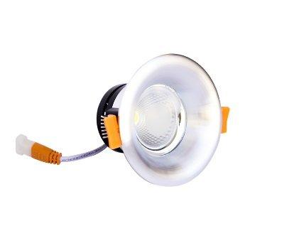LineteckLED® - E10.005.07C Faretto led tondo ad incasso con parabola