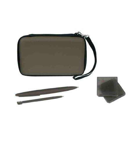 Nintendo DSi - 5-in-1 Starter Kit : Dark Brown [UK Import]