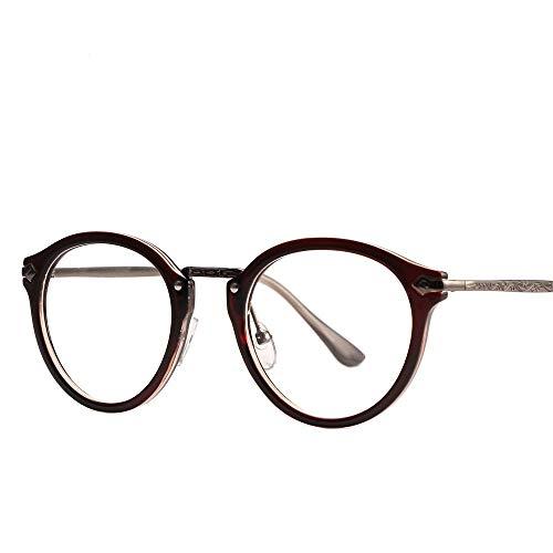 AdorabFrames Gläser mode retro Brillenfassungen adrett Metallbeine Brillenfassungen runde Rahmen...