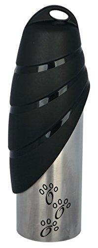 trixie-24606-flasche-mit-trinknapf-edelstahl-kunststoff-750-ml