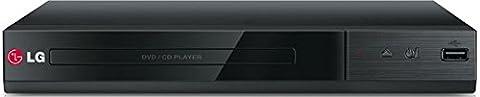 LG DP132H Lecteur DVD Port