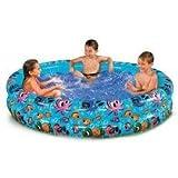 Congrouy Los Niños De Lujo Originales Piscina Inflable, Jugar Pool, Vacaciones De Sol Y Playa, Usted Puede Flotar En El Mar,Ocean Pool