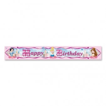 Amscan-45-m-Princess-Foil-Banner-Party-Accessory