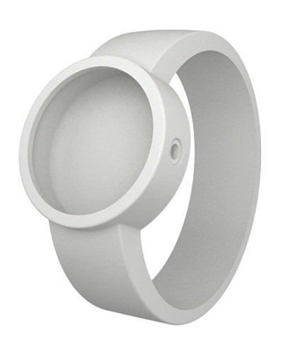 Fullspot O clock Cinturino Bianco Segnale S (Small)  COVERS_BI - Accessorio Unisex