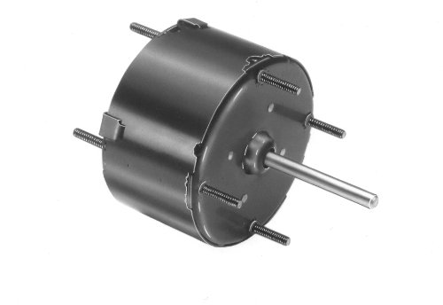 Fasco D122 3.3 Frame Totally Enclosed Shaded Pole General Purpose Motor withSleeve Bearing, 1/80HP, 1500rpm, 115V, 60Hz, 0.6 amps, CW Rotation by Fasco -