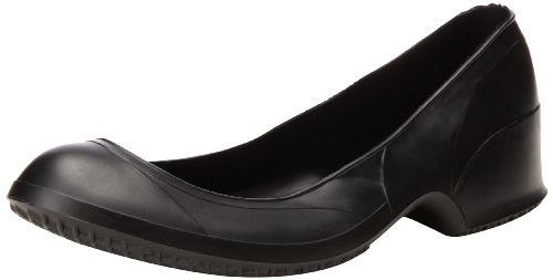 Tingley - Cubre zapatos para hombre, talla L, color negro, color negro, talla S