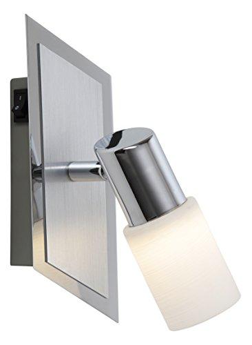 reality-leuchten-led-da-parete-soffitto-spot-cromo-e-alluminio-spazzolato-vetro-satinato-con-1-x-e14