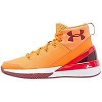 Under Armour UA BGS X Level Ninja, Zapatos de Baloncesto para Niños