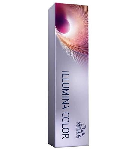 Wella Illumina Haarfarbe 10/ 69 hell-lichtblond violett-cendrè, 60 ml
