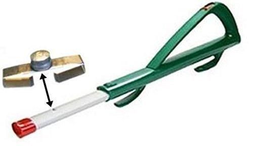 Feder mit Zapfen für das Block/RELEASE Griff Kobold VK130131NICHT ORIGINAL -