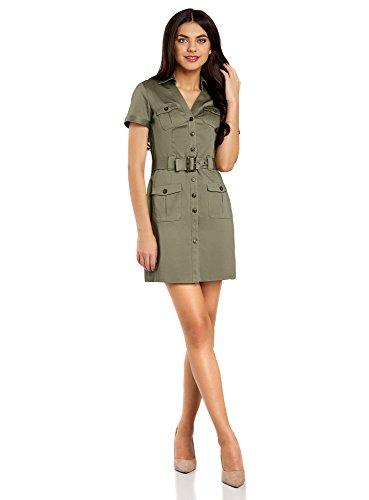 oodji-collection-mujer-vestido-de-manga-corta-de-estilo-safari-verde-es-38-s