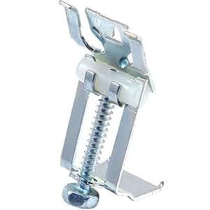 Clip di fissaggio staffe lavandino da cucina in acciaio for Lavandino acciaio inox
