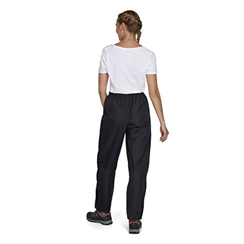 Berghaus Women's Deluge Waterproof Over Trousers, 14 Standard, Black