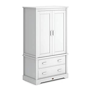 Boori Wardrobe, Wood, Barley White   4
