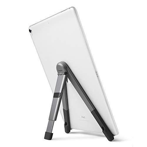 Twelve South Kompass Pro für iPad | Tragbarer Displayständer mit 3 Sicht-/ Schreibwinkeln für alle Größen iPad und iPad Pro