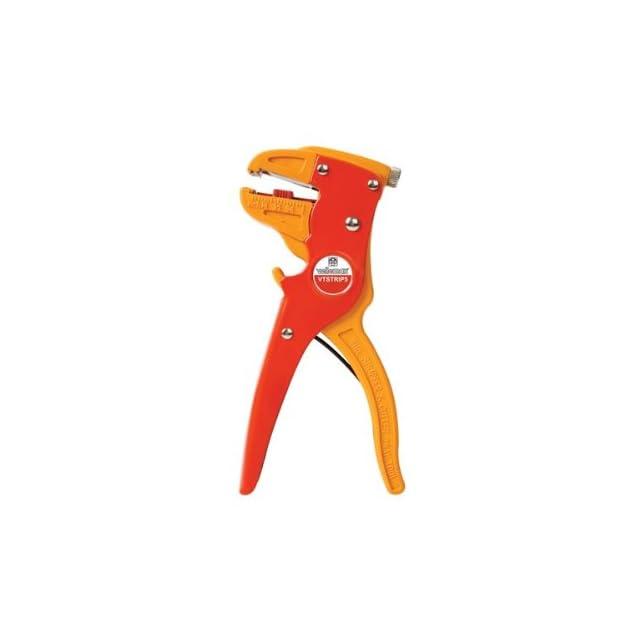 f419d30c3aad65 HSC8 6-4 Pince Outil Pince à Sertir, GOCHANGE 0.25-6.0mm² Pince de ...