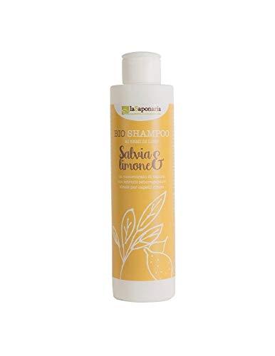Shampoo Salvia e Limone Bio La Saponaria