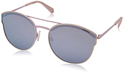 8acdb65352 Polaroid PLD 4057/S MF 3YG 60 Gafas de sol, Dorado (Light Gold