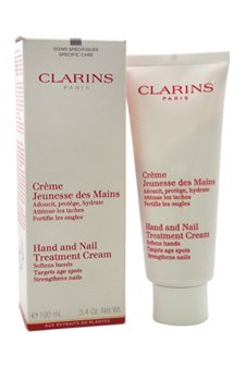 Clarins Hand and Nail Treatment Cream for Women 100ml by Clarins