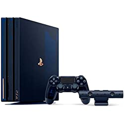 Sony PlayStation 4 Pro 2 TB 500 Million Translucent Mėlyna Limited Edition