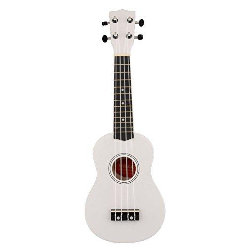 "Preisvergleich Produktbild Forfar 21"" Acoustic Sopran Ukulele Holz Musical Mit Fall Vintage Retro Instrument"