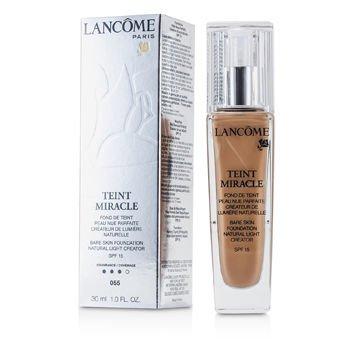 Lancome Fondotinta, Teint Miracle Fluide, 30 ml, 055-Beige Idéal