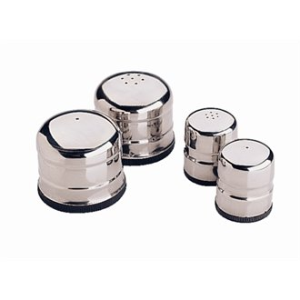 Stalwart P043 Mini Salt And Pepper Set, 50 mm x 40 mm by Stalwart