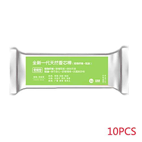 Aiming 10pcs Car incenso Diffusore Air Vent Deodorante Ricarica Auto Aria condizionata Griglia del Profumo della Clip Stick So