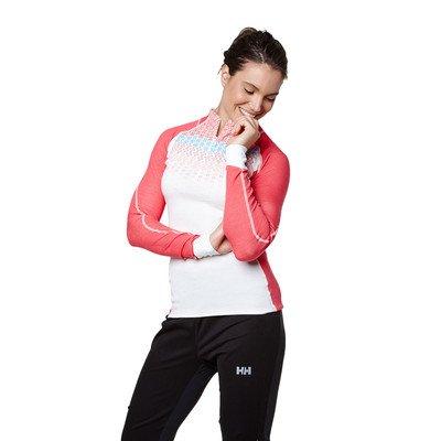 Helly Hansen HH Warm Freeze Women's Half-Zip Running Top - AW15