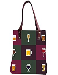Tote Bag | Tote Bags For Girls | Canvas Tote Bag | Hand Bag | Stylish Tote Bag | Shopping Bag | Digital And Screen... - B07GPNWLT8