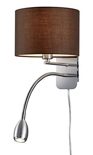 Trio Serie 2711 - Aplique para interior con 2 luces, SMD, LED,...