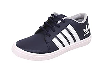 SKYMATE Kids Blue Smart Sneakers,Casual Shoes for Kids and Boys