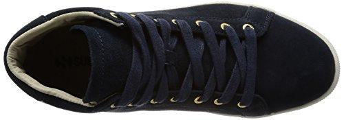Superga 4531-Sueu, Chaussures de Gymnastique Mixte Adulte blue