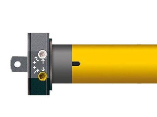 Schellenberg Leistungsstarker und laufruhiger Rollladenmotor für Achtkantwellen Ø 40 mm