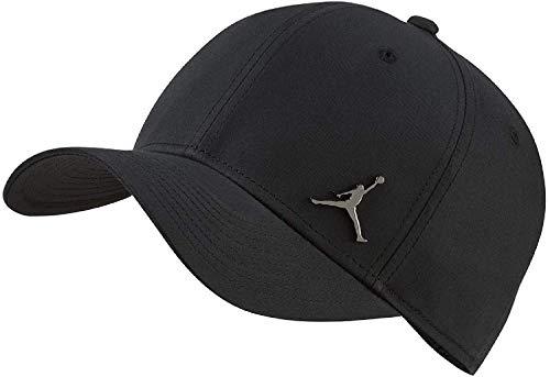 sale retailer 6fbf7 b2d07 Nike Jordan CLC99 Metal Jumpman Hat, Black, One Size