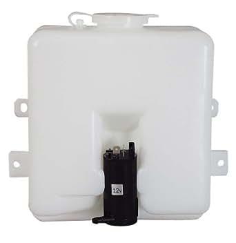 Durite - Bouteille 2,2 Litre Liquide Lavage Pare Brise Voiture + Pompe 24 Volts Bx1 - 0-594-01