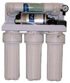 Osmósis Inversa Doméstica 5 Etapas con Bomba. EUR 50 BP