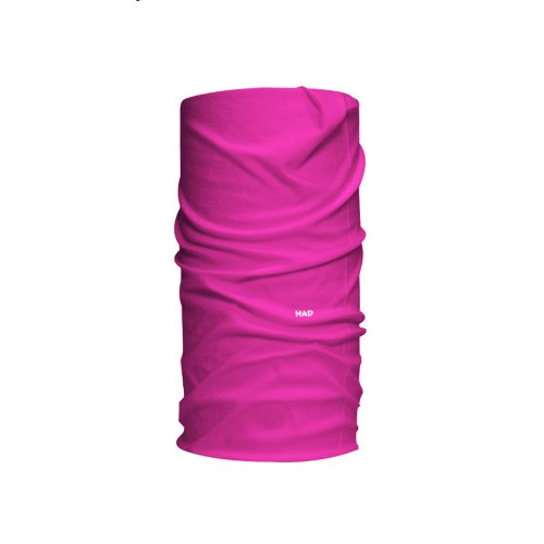 HAD Head Accessoires Solid Colours Funktionstuch, Neon Pink, One Size
