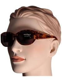 Diseño de gafas de sol Salvatore Ferragamo 2141-Q 484/3 - TH