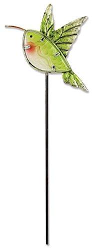 Sunset Vista Designs Deko-Plektrum, Kolibri, Metall und Glas (Glas Plektren)