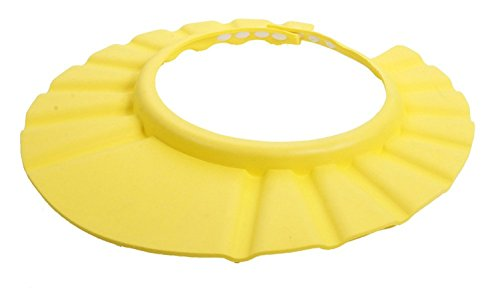dealglad verstellbar Baby Kids Kinder Shampoo Baden Dusche Displayschutzfolie Gap Hat Wash Haar Shield