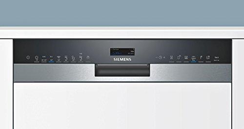 Siemens SN558S06TE Geschirrspüler Teilintegriert A+++ VarioSpeed Plus BrilliantShine System - 6