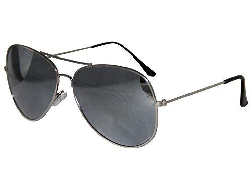 berne Pilotenbrille Party Brille Pilot Cool Sonnenbrille ()