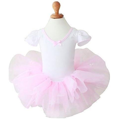 ZY abiti balletto cotone prestazioni / tulle