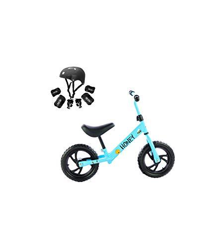 Grupo K-2 Minibike Bicicleta para Niños Honey Azul 3