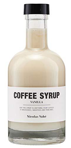 Sirup Kaffeesirup Vanille 250 ml von Nicolas Vahe
