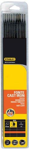 Stanley 460727 - Electrodos para soldadura (12 unidades)